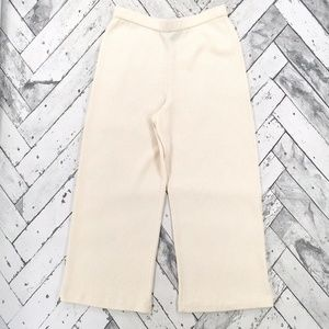 St. John Cropped Pants